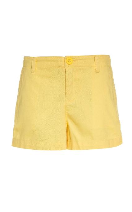 Short amarillos