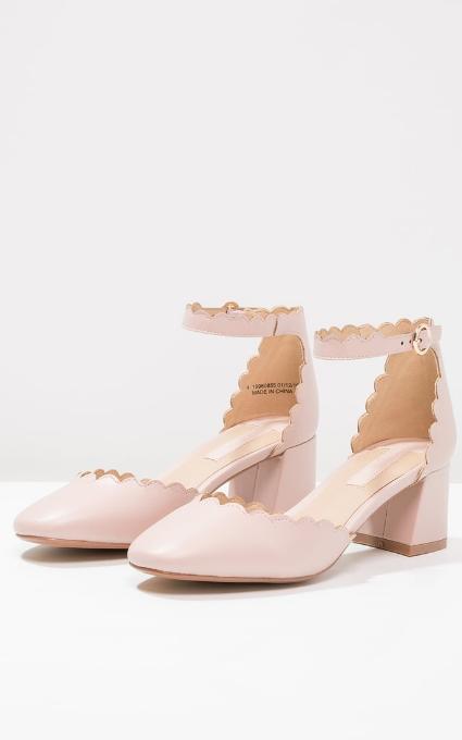 Sandalias pink
