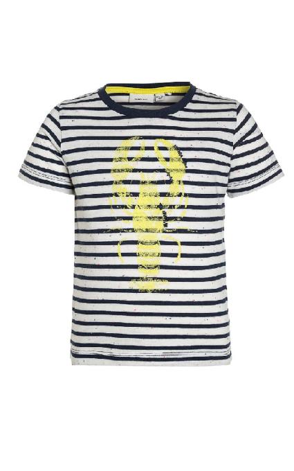 Camiseta dibujo amarillo