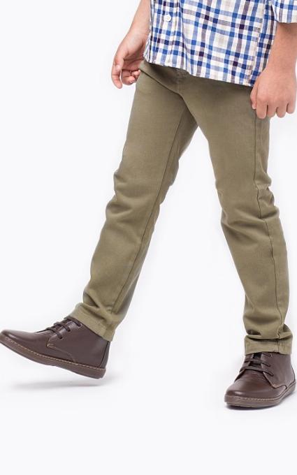 Pantalón niño kaki