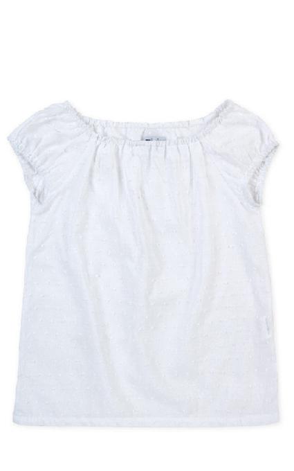 Blusa plumeti blanco