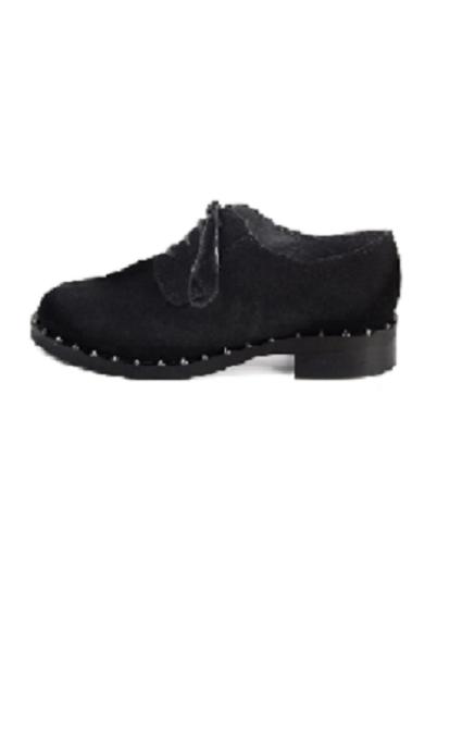 Zapato cordones plano