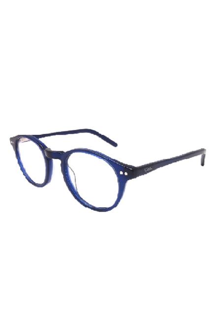 Gafas montura azul