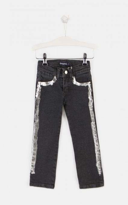 Jeans laminado