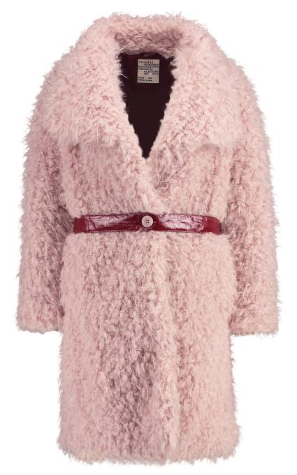 Abrigo pink