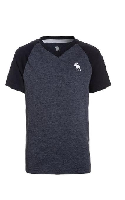 Camiseta print navy