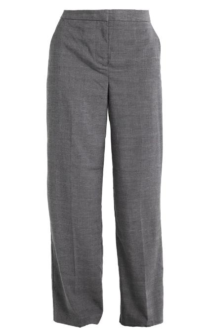 Pantalón tela grey