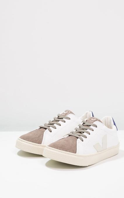 Zapatillas blancas Veja