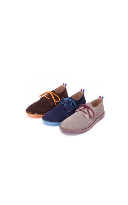 Zapatos Blucher Serraje