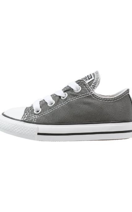 Zapatillas Converse grises niño