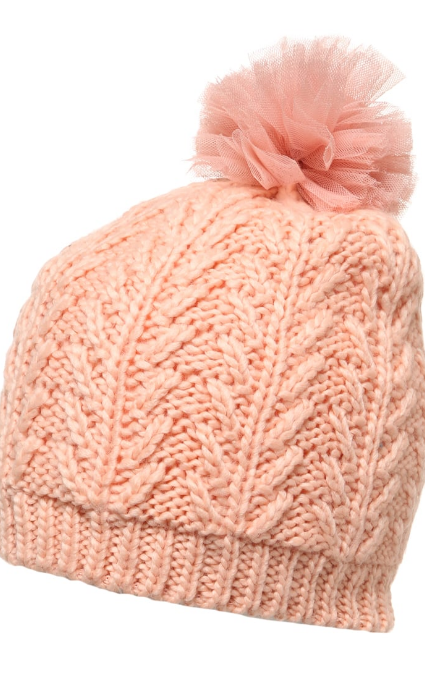 Gorro coral cloud