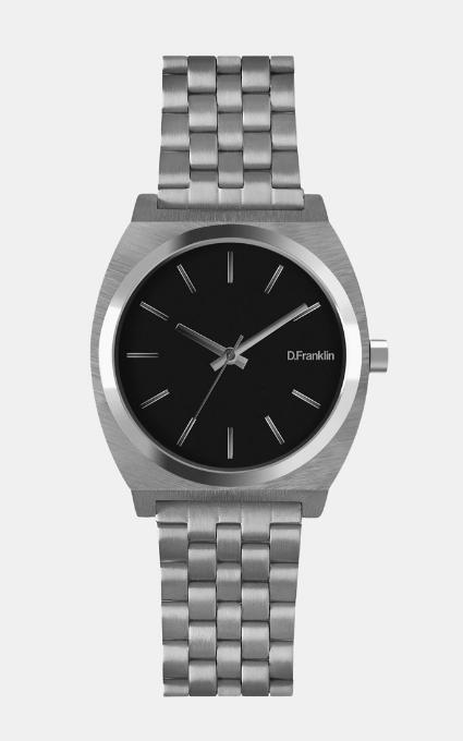Reloj Unico carbón