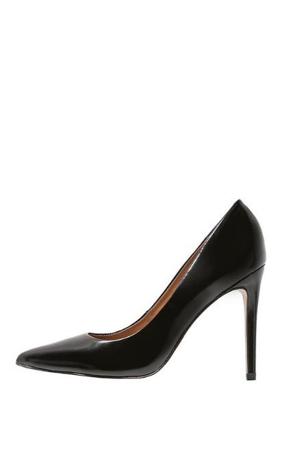 Zapato stilleto negro