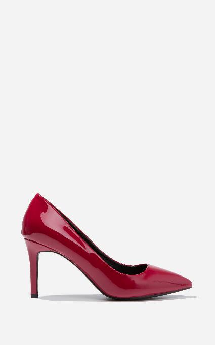Zapatos charol medio