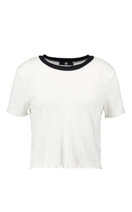 Camiseta cream