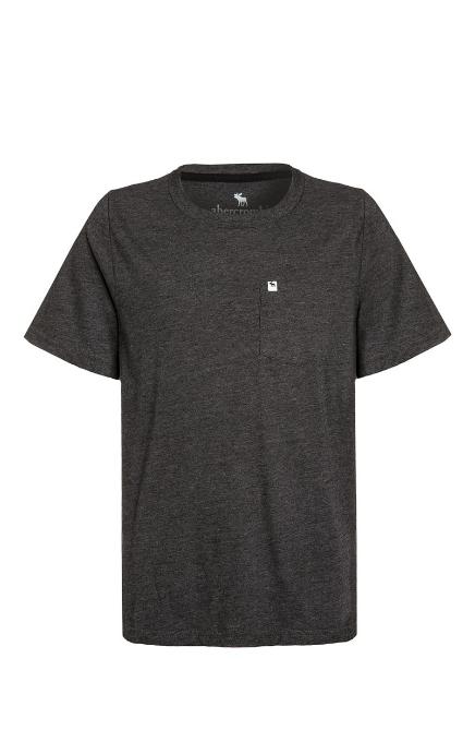 Camiseta gris básica