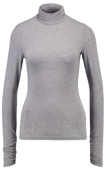 Camiseta grey Topshop