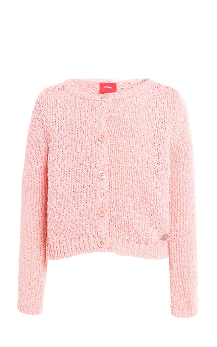 Chaqueta light pink