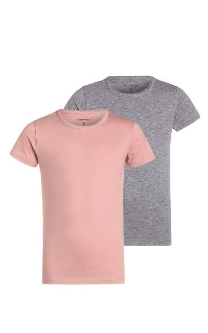 Camiseta basics corta