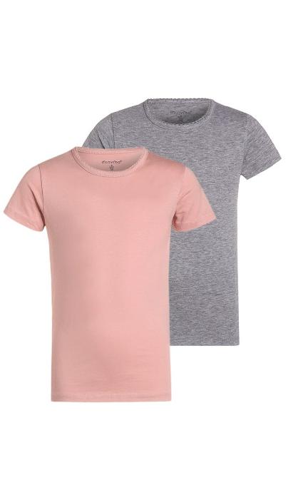 Camiseta básica minymo