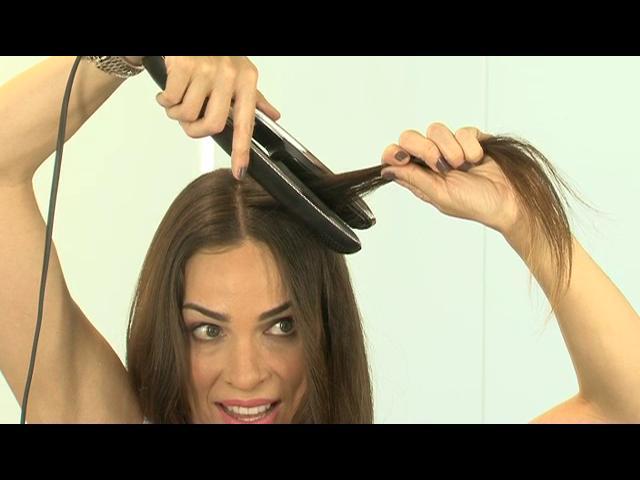 Peinados Con Plancha En Menos De 5 Min Por Nerea Garmendia Telva Com