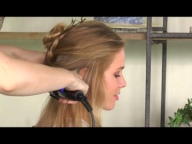 2 peinados <em>it</em> fáciles y perfectos para irte de festival