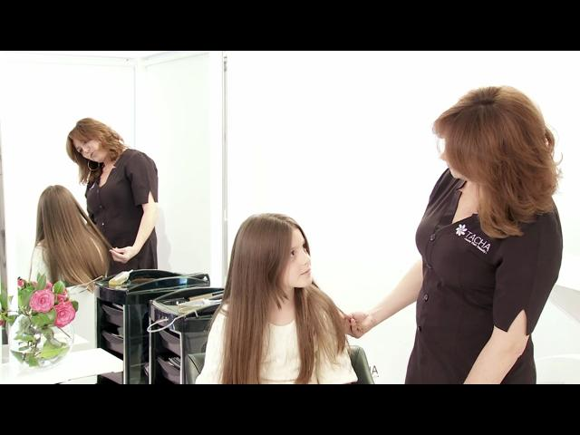 El mejor peinado para hacer la Comunión