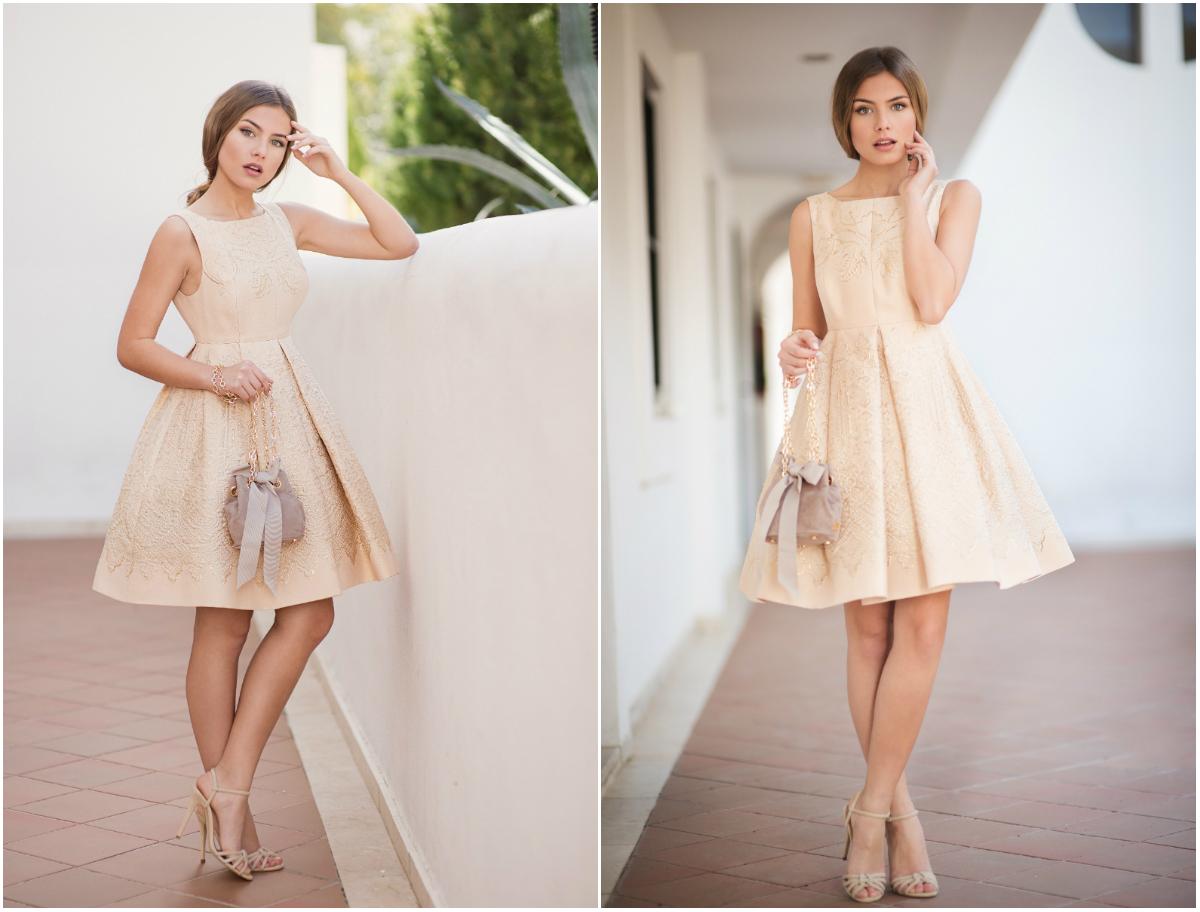 Precio vestido novia bgo&me