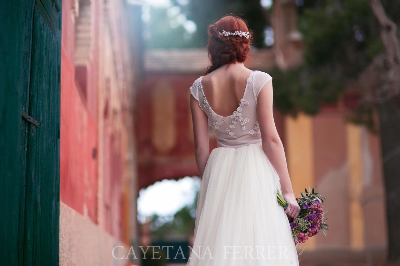 Precio vestidos novia cayetana ferrer